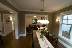 Kendra Is Painting Dining Room White And Living Room Blue Paint For Living Room And Dining Room Modern House