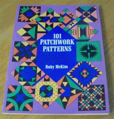 101 patchwork patterns 171 free patterns