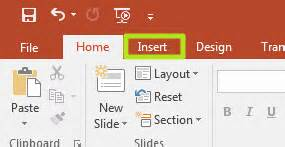 how to insert a screen recording in powerpoint 2016