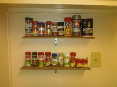 diy shelf spice rack diy spice rack and ideas guide patterns