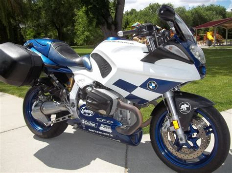 Bmw Boxer Cup Aufkleber by 2004 Bmw R1100s Boxer Cup Replika Bike Urious