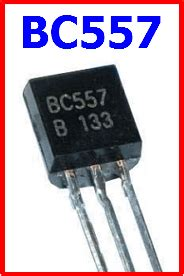 bc557 pnp transistor description bc557 datasheet vceo 45v pnp transistor fairchild