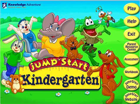 Pc Jump Start Kindergarten jumpstart kindergarten