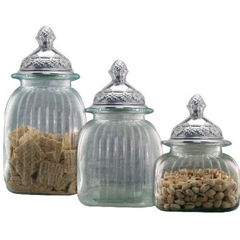clear glass kitchen canister sets 28 clear glass kitchen canister sets clear glass