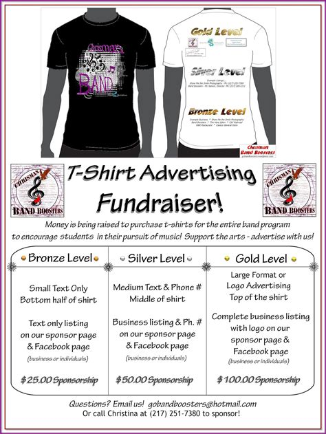 T Shirt Fundraiser Fundraising Fundraising Ideas And Alpha Phi Omega T Shirt Ad Template