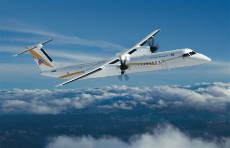 Service Letter Bombardier Bombardier Signs Deal To Sell 100 Q400 Nextgen Aircraft In
