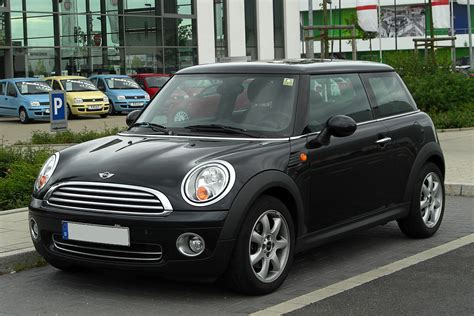Mini Black mini cooper black