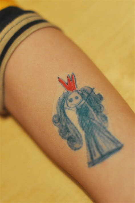 temporary tattoos diy make your own tattoos arts and crafts diy