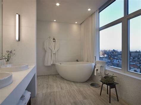 nyc bathroom design 見てみたい nyデザイナーズ ホテルのバスルーム tabizine 人生に旅心を