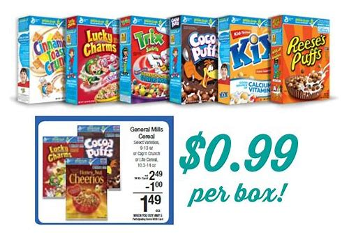general mills cereal coupons august 2018
