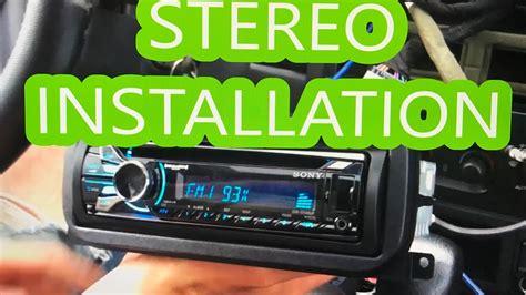 1999 2004 jeep grand stereo deck radio