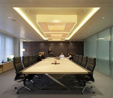 Board Room by Boardroom Sala De Juntas