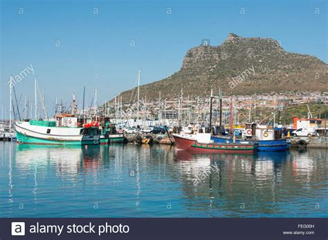 boats for sale cape town fishing boats in harbour hout bay cape peninsula city
