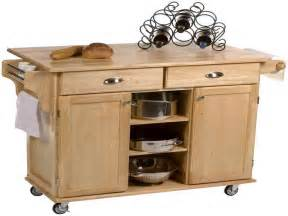 Wheeled Kitchen Island Kitchen Rolling Kitchen Island Table Stain Style Rolling