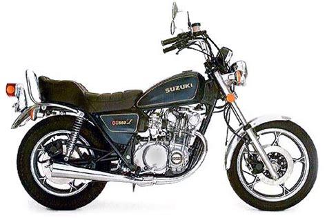1979 Suzuki Gs550 Review Suzuki Models 1979 Page 1