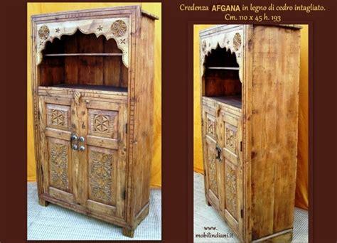 credenza origin foto credenza alta origine afghanistan di mobili etnici