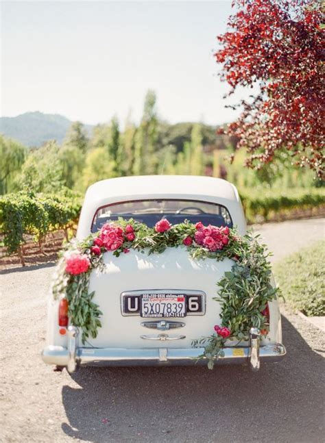 30 Ways to Decorate Your Wedding Getaway Car ? Page 2 ? Hi
