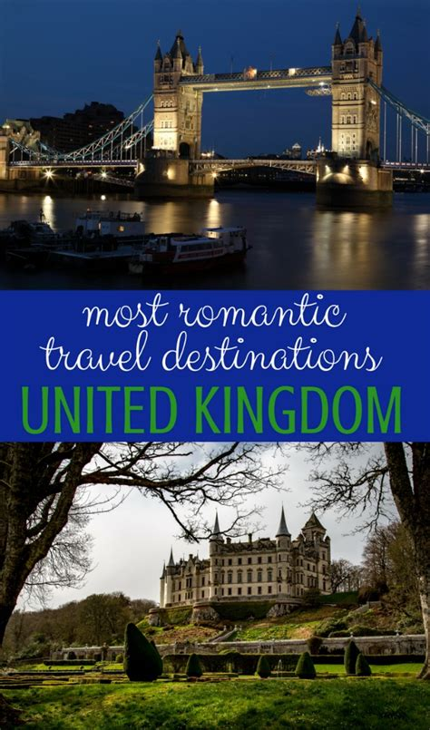 travel like a royal 9 most romantic spots in the uk