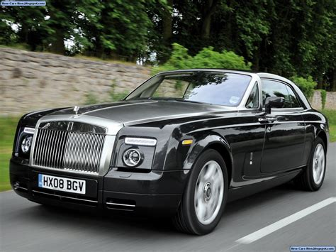 roll royce sport car rolls royce phantom coupe 2009