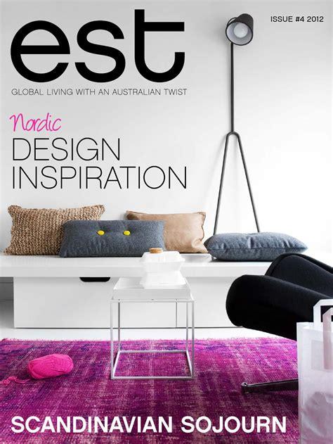 design magazine sweden est magazine 4 by est magazine issuu