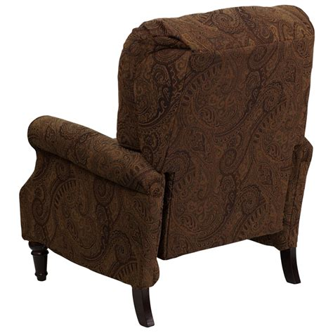flash furniture traditional tobacco fabric tufted hi leg