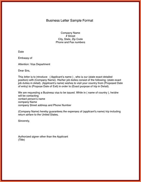 business letter sle template sle business letter format exle anotherwaynow