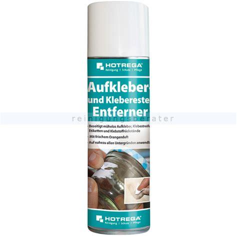 Hotrega Aufkleber Und Klebereste Entferner 300 Ml by Hotrega Etikettenl 246 Ser 300 Ml