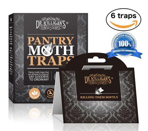 Pantry Moth Traps Uk by Save 35 Premium Pantry Moth Traps 6 Black Traps With