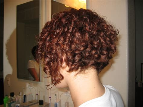 pictues of curly perms for inverted bobs best curly inverted bob hairstyles new hairstyles