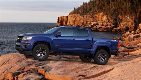 4 Door Chevy Colorado 2017 by 2017 Chevrolet Colorado Redesign Changes And Price