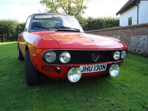 Lancia Fulvia For Sale South Africa Lancia Fulvia Safari Coupe Only 900 Made Sold 1975