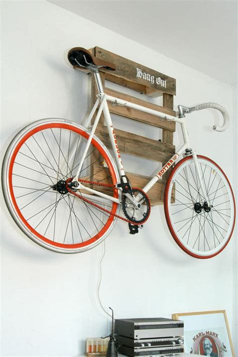 Hanging Bike Racks For Garage by 25 Best Ideas About Bicycle Hanger On Bicycle