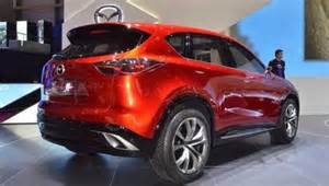 the motoring world the all new mazda cx 5 begins