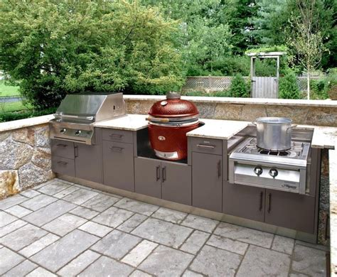 25 best ideas about outdoor kitchen cabinets on