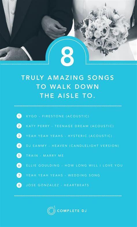 25  best ideas about Wedding Music on Pinterest   Wedding