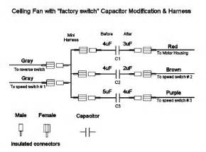 Ceiling Fan Capacitor Connection Ceiling Fan Capacitor Solutions Conscious Junkyard