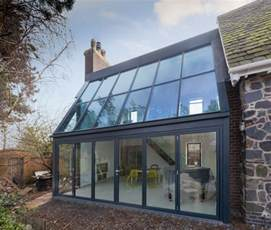 wintergarten glaselemente aluminium conservatories contemporary design ideas and