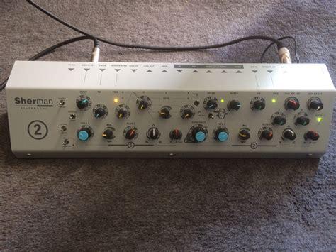 sherman filter bank sherman filterbank v2 image 1834022 audiofanzine