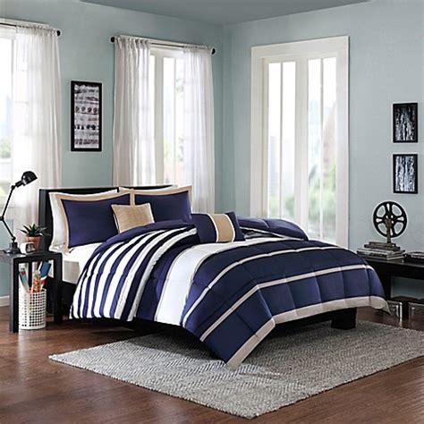 Cozy Soft Bed Set Cozy Soft 174 Liam Reversible 4 5 Comforter Set Bed
