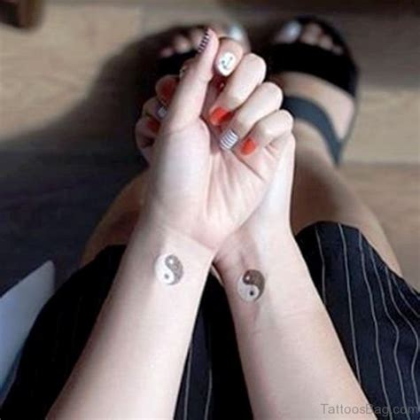 yin yang wrist tattoos 39 yin yang tattoos on wrist