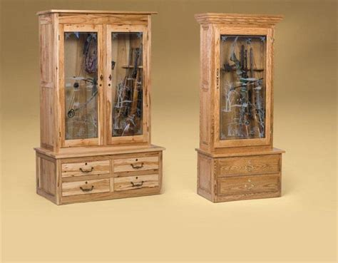 solid wood gun cabinet best 25 wood gun cabinet ideas on gun