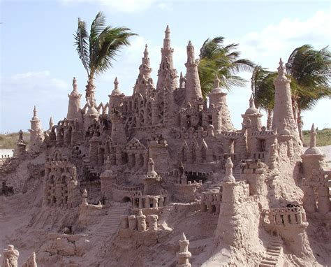 A Castle Of Sand school choice and the sand castle overmanwarrior s wisdom