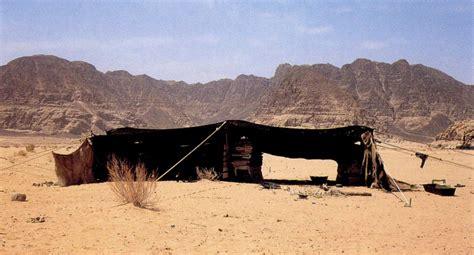 tenda dei beduini tenda progettazione wikitecnica