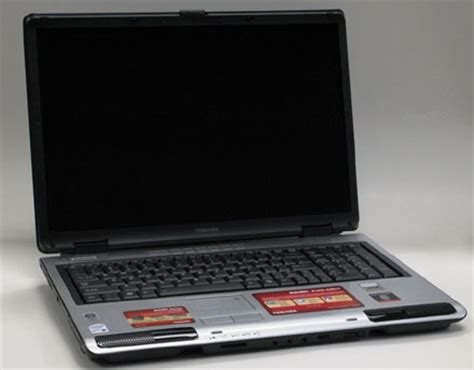toshiba satellite p105 laptop reviewed
