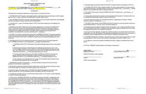 Side Artist Agreement Template collaboration agreements sample provided working in comics