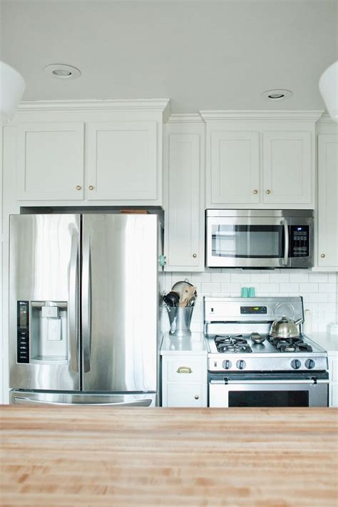 kitchen layout fridge next to cooker fridge and stove next to each other google search