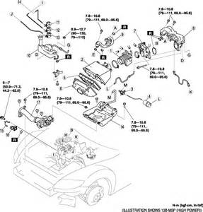 mazda rx8 trouble code p0661 variable intake air system