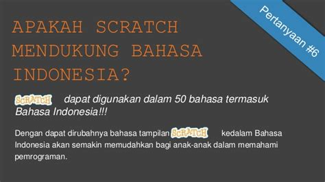 Komposisi Bahasa Indonesia Lamuddin belajar pemrograman scratch part 1