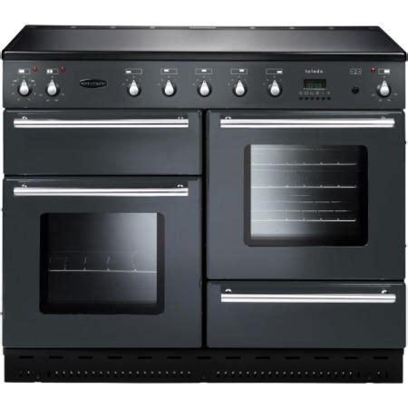 induction hob grey rangemaster 88050 toledo 110cm electric range cooker with induction hob gunmetal grey