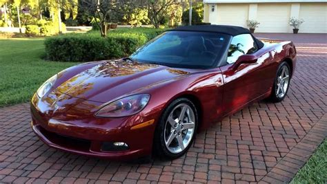 2006 corvette c6 sold 2006 chevrolet corvette convertible c6 for sale